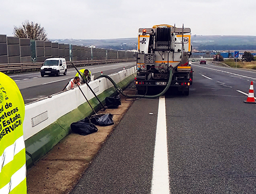 mantenimiento carreteras sevilla